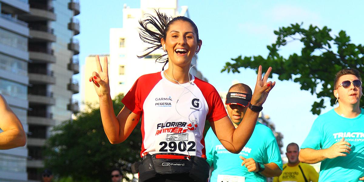 aluna Floripa Runners